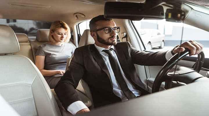 Premium Chauffeur Services