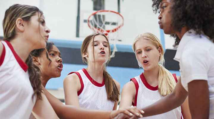 The Quality Netball Bibs Give You A Personalised Look During The Sports