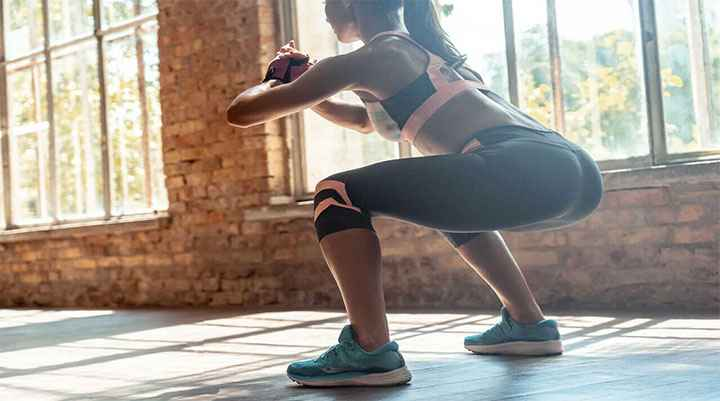 Peaches and Cream: Workouts to Get a Round Butt